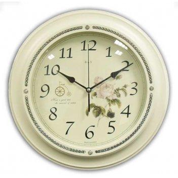 Настенные часы b&s jh-3500w