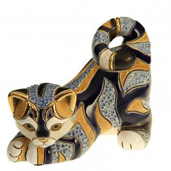 Фигурка короткошерстная кошка