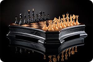 Шахматы балет 51х51см