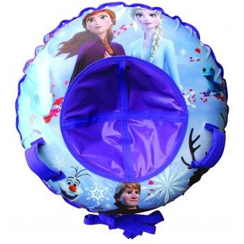 Disney холодное сердце тюбинг - надувные сани,резин.автокамера, материал г