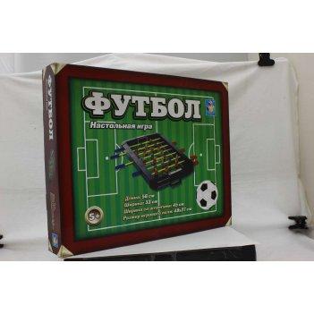 Т52453, 1toy игра настольная футбол 56х33см