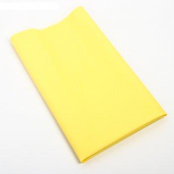 Клеенка с пвх покрытием 70 х 100 см, цвета микс