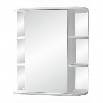 Зеркало-шкаф  герда 550 фацет правое