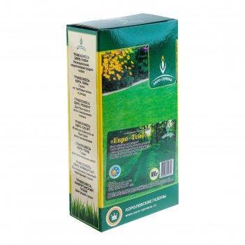 Семена газонная травосмесь евро-тень, 100 гр