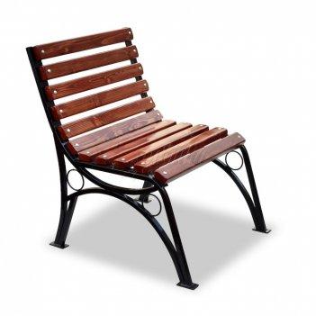 Кресло «бульвар» без подлокотников 0,6 м