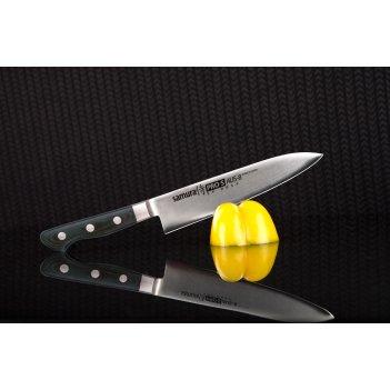 Нож кухонный европейский шеф samura pro-s sp-0085