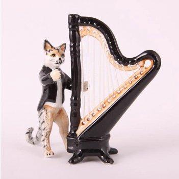 Фигурка кошка высота=8 см.((кор=96шт.)
