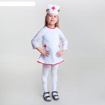 Халат медсестры, 4-6 лет