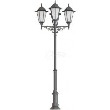 Фонарь уличный «пушкин - 4» со светильниками 3,983 м.