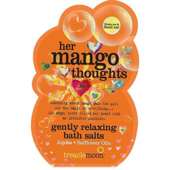 Пена для ванны treaclemoon «задумчивое манго», 80 г