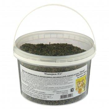 Корм ряска для аквариумных рыб, 2,25 л, 200 г