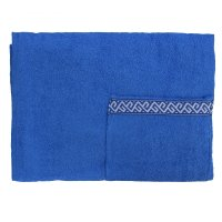 Набор мужской «сауна» адель: полотенце на липучке, шапочка, рукавичка; мах