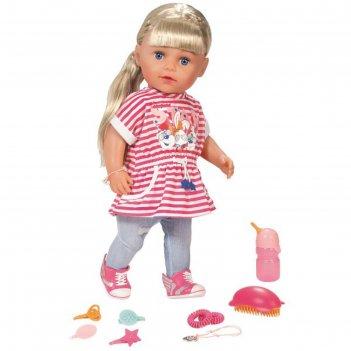 Кукла baby born. сестричка 43 см 824-603