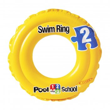 Круг для плавания школьник 51 см, от 3 лет