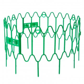 Кустодержатель для клубники, d = 15 см, h = 18 см, пластик, набор 10 шт.,
