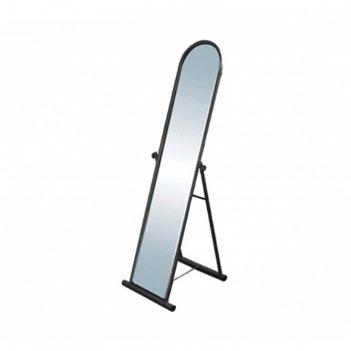 Зеркало напольное 148*40*46 цвет чёрный