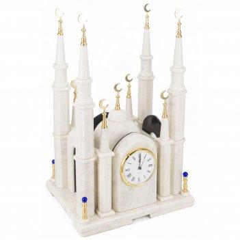 Часы мечеть большая мрамор