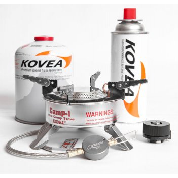 Газовая горелка kovea expedition stove camp-1 tkb-n9703-1l