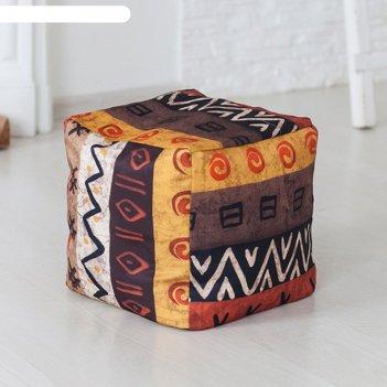 Пуфик «африка»