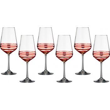 Набор бокалов для вина wellness