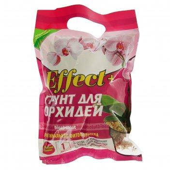 Грунт для орхидей effectbio, 1 л