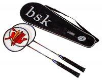 Ракетка для бадминтона boshika pro-9588 в чехле