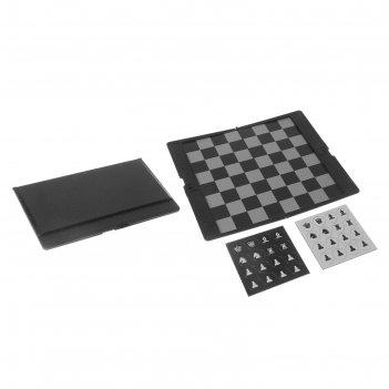 Шахматы сувенирные компактные, 17*20см