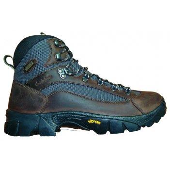 Ботинки треккинговые gurkha (кожа, hydrotex fxt, vibram hiking)