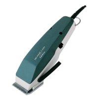 Машинка для стрижки moser-1400-0056, 10 вт, 1 насадка, зеленый