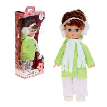 Кукла элла 21 со звуковым устройством, цвета микс