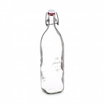 Бутылка для масла и уксуса, объем: 1 л, материал: стекло, glasslock, корея