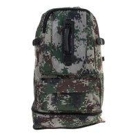 Рюкзак-трансформер туристический милитари, 1 отдел, 2 наружных и 2 боковых