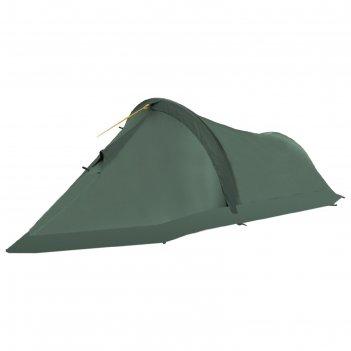 Палатка, серия экстрим crank 2, зеленая, двухместная