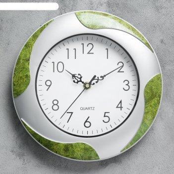 Часы настенные, серия: классика, лейла, d=25 см