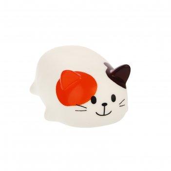 Игрушка для ванны «котик», цвета микс