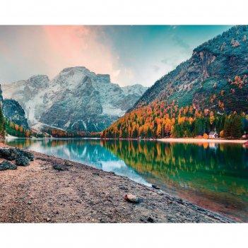 Фотобаннер, 250 x 200 см, с фотопечатью, «горы»