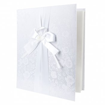 Альбом для фотографий (свадебный) винтаж (28*33*4,5см.) на 240