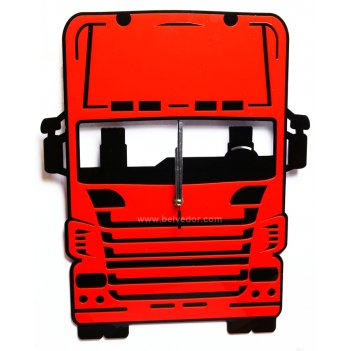 Часы грузовик cl205  40х32см