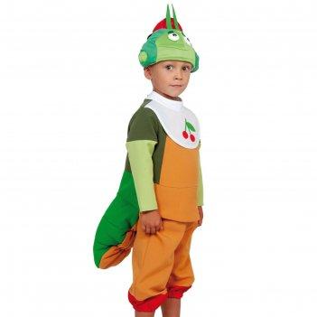 Карнавальный костюм «пупсень», серия лунтик, 4-5 лет, р. 28-30, рост 104-1