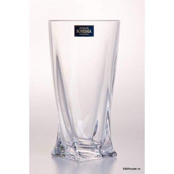 Набор стаканов 350мл.6шт. квадро