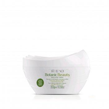 Органическая маска для волос amend botanic beauty anti age с экстрактом жа