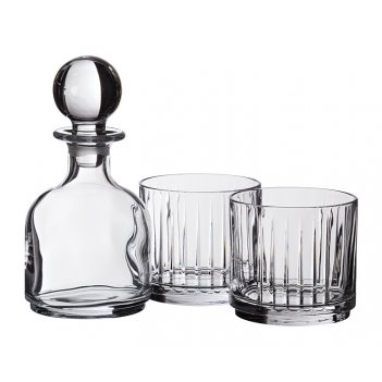 Набор для виски 3 пр.: штоф + 2 стакана 360/320 мл...