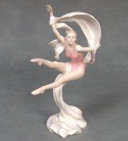Ws-225 статуэтка гимнастка