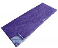 Спальный мешок high peak helios 700 (цвет: сливовый)