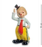 Cms-23/64 статуэтка клоун (pavone)