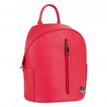 Рюкзак женский, красный, 190x235x125