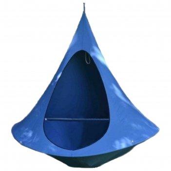 Гамак-кокон jamber двухместный, цвет синий