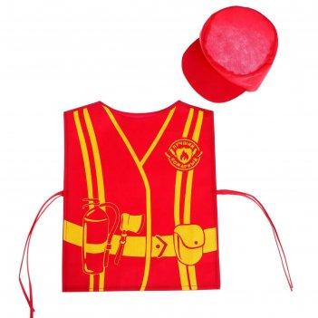 Игровой набор пожарный