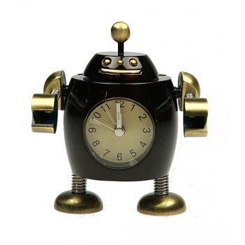 Часы настольные робот (уп.1/30шт.)