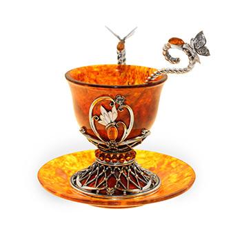 Чашка кофейная екатерина